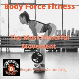 Most powerful movement